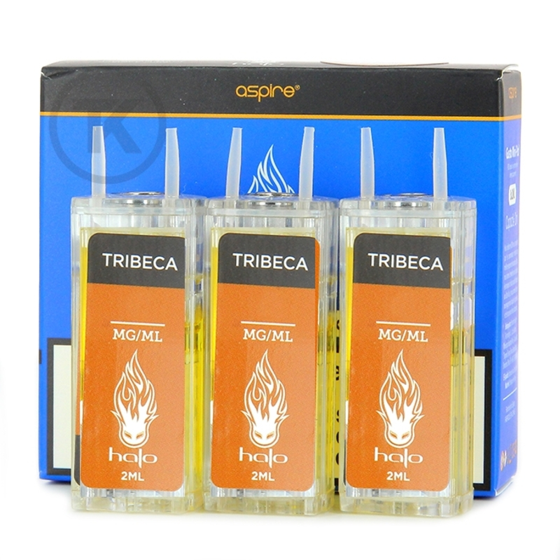 Pod Tribeca 3x2 ml - Halo