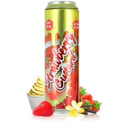 Strawberry Custard - Mohawk & Co