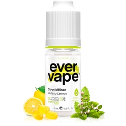 Citron Mélisse - Ever Vape