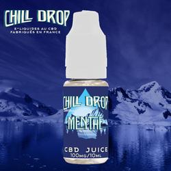 Menthe CBD - Chill Drop