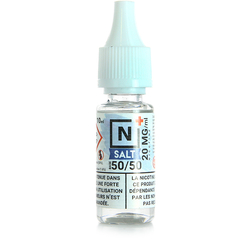 Booster Sel de nicotine - N+
