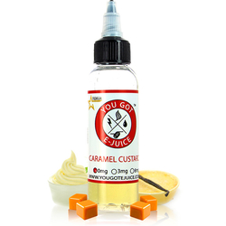 Caramel Custard 50ml - You Got E-Juice