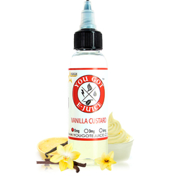 Vanilla Custard 50ml - You Got E-Juice