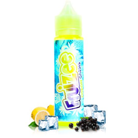 Citron Cassis Fruizee 50ml - Eliquid France
