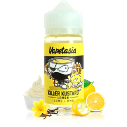 Killer Kustard Lemon - Vapetasia