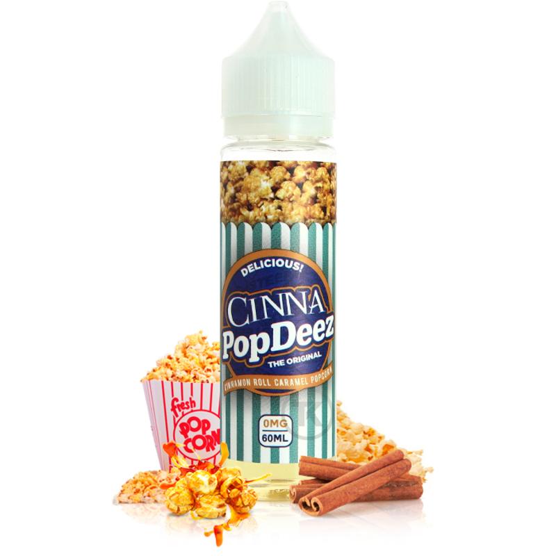 Cinna Pop Deez 50ml - Steep Vapors
