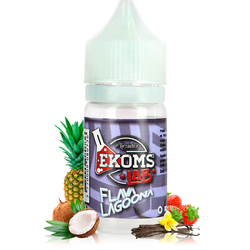 Flava Lagoona 20 ml - Ekoms