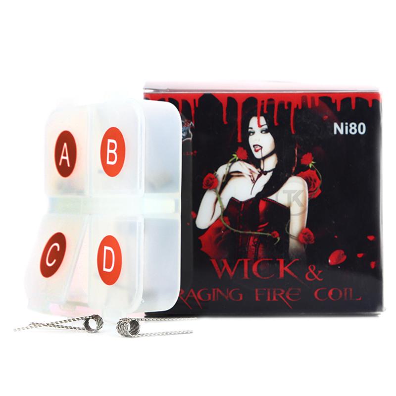 Wick and Raging Fire Ni80 - Demon Killer