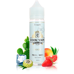 Nikki 50ml - Coin Vape