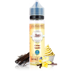 Crème Vanille 50ml - Tasty Collection
