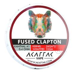 Fused Clapton A1 x20 - Akattak