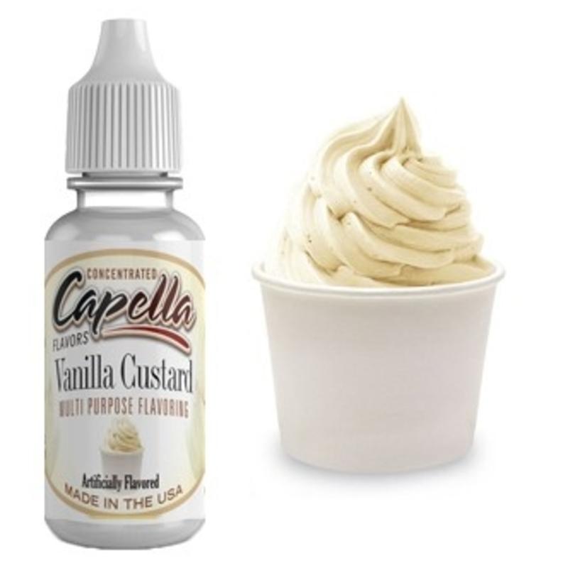 Vanilla Custard V2 - CAPELLA
