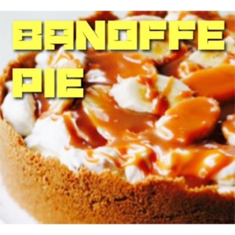 Banoffee Pie - Vampire Vape