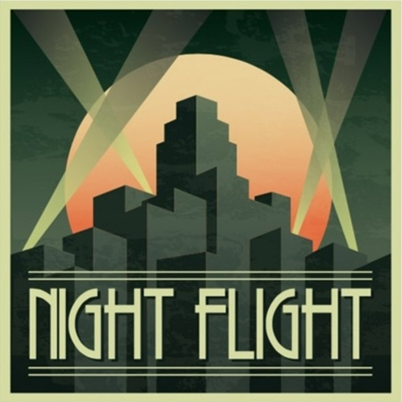 Night Flight 10ml - Vaponaute 24