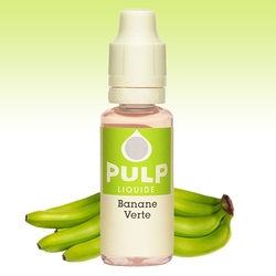 Banane Verte 10ml - Pulp