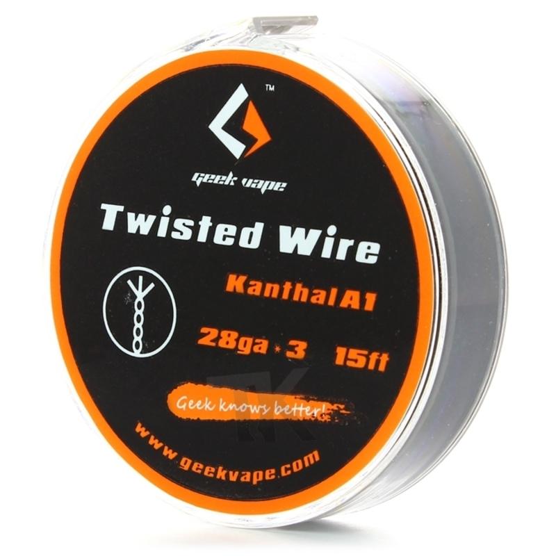 Triple Twisted Wire - Geek Vape