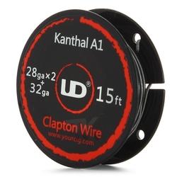 Clapton Wire A1 28GAx2 + 32GA - UD
