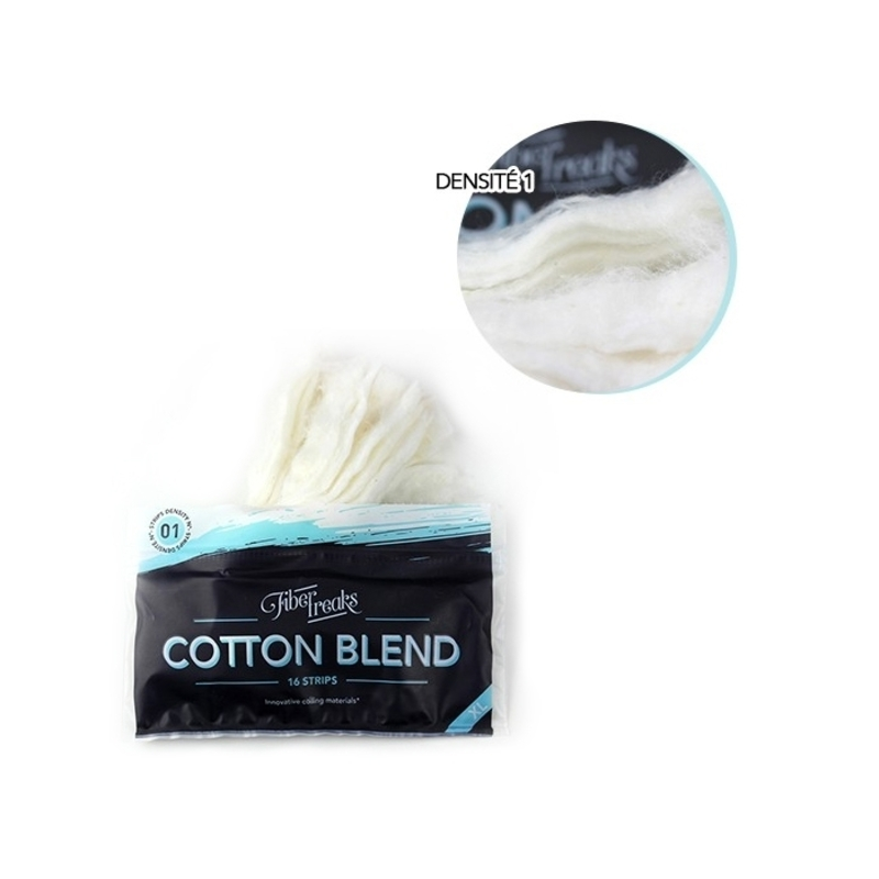 COTTON BLEND XL Fiber Freaks