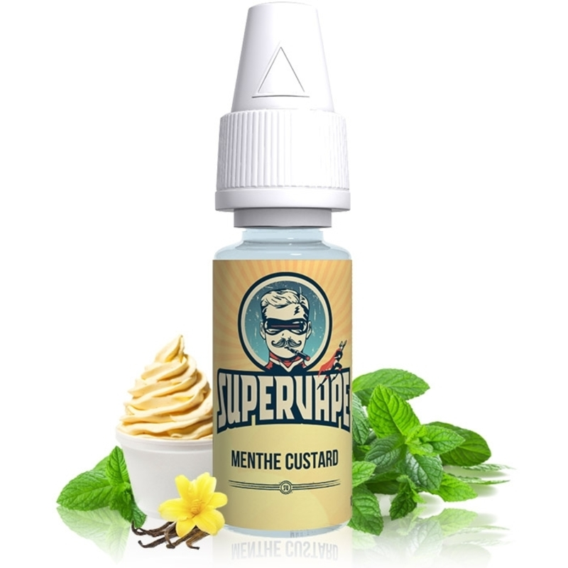 Menthe Custard - SuperVape