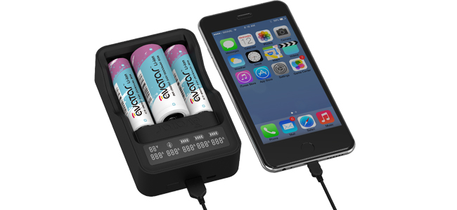Charge USB Avatar joyetech