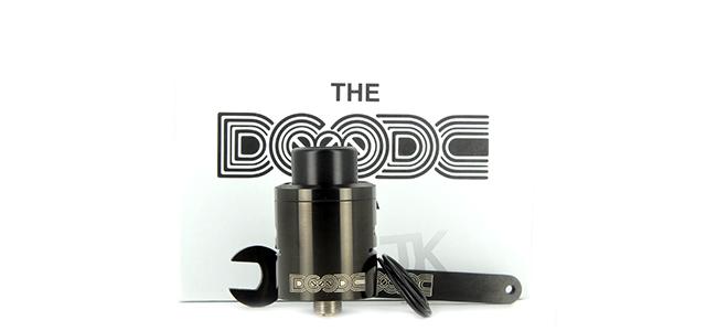 Composition Dripper Doode RDA par Squidoode