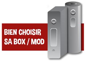 comprendre et choisir un box mod