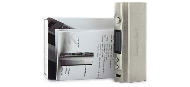 Pack Kbox Mini Platinium par Kangertech