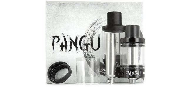 Composition du pack Pangu Kanger