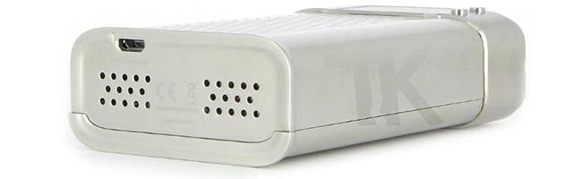 Prise Usb pour Mise à jour Box Koopor Primus 300W TC
