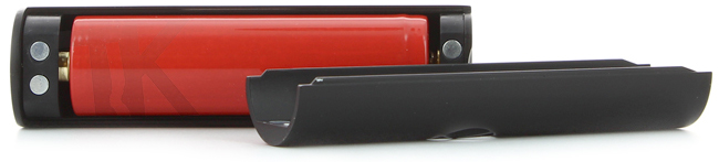 Acces rapide accu Topbox Mini TC 75W par Kangertech