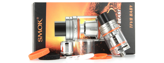 clearomiseur smok tfv8 baby