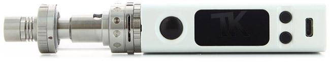 Association Box Evic VTC Mini et Triton 2 3ml Par Aspire
