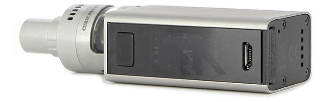 Chargement et mises-à-jour eVic Basic Cubis PRO Mini