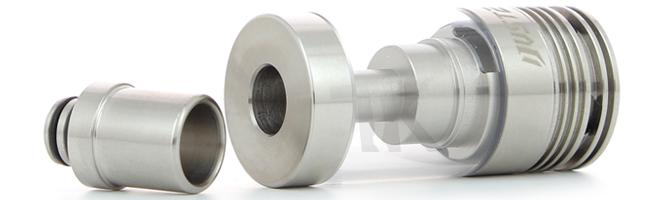 drip tip 510 xl avec double joint torique