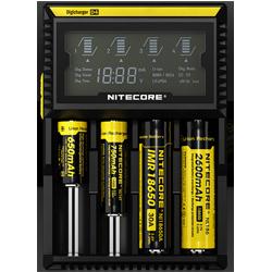 chargeur nitecore D4