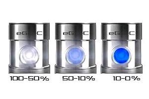 niveau batterie ego c upgrade joyetech