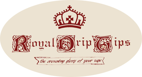 royal drip tips plaque or